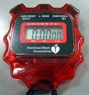 アメリカ心臓協会AHAインストラクター用ストップウォッチ